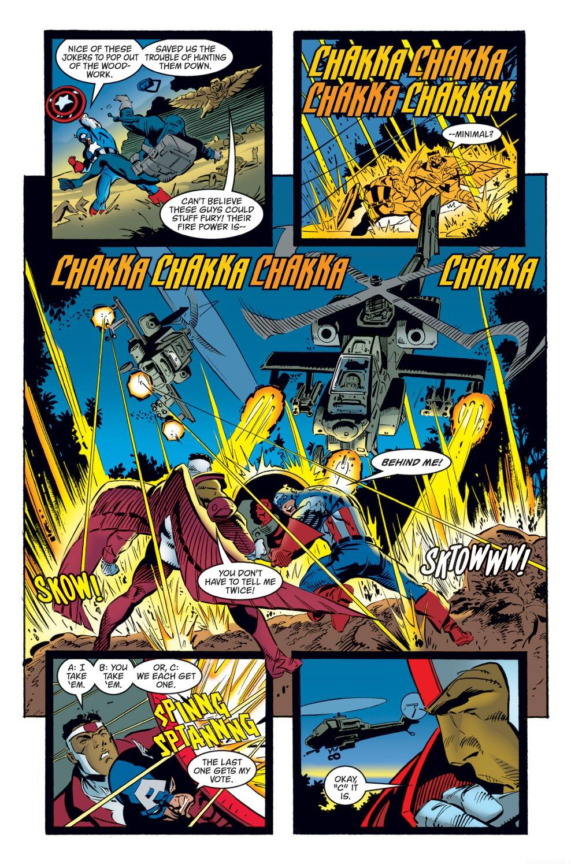 Captain America (1998) Issue #25 #31 - English 34