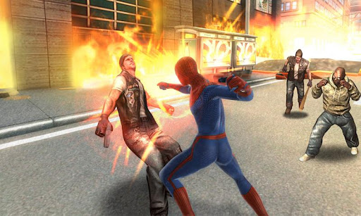 The Amazing Spider Man android oyunu indir