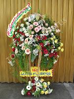 bunga standing mewah toko bunga jakarta