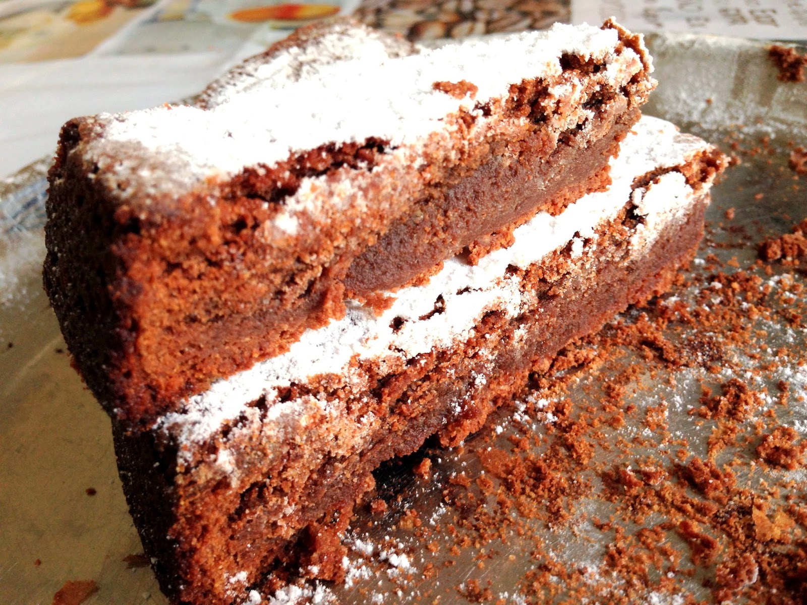 Fondant au chocolat, rapide et irrésistible