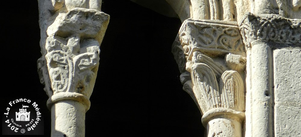 BURLATS (81) - Pavillon d'Adélaïde (XIIe siècle)
