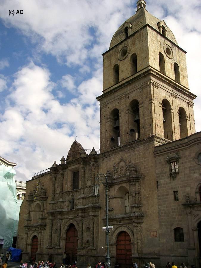 Atractivos en La Paz