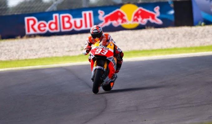 QP MotoGP Argentina:Marc Lanjutkan Konsistensi