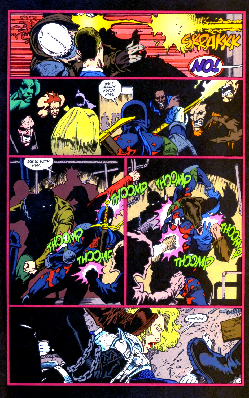 Deathstroke (1991) Issue #59 #64 - English 20