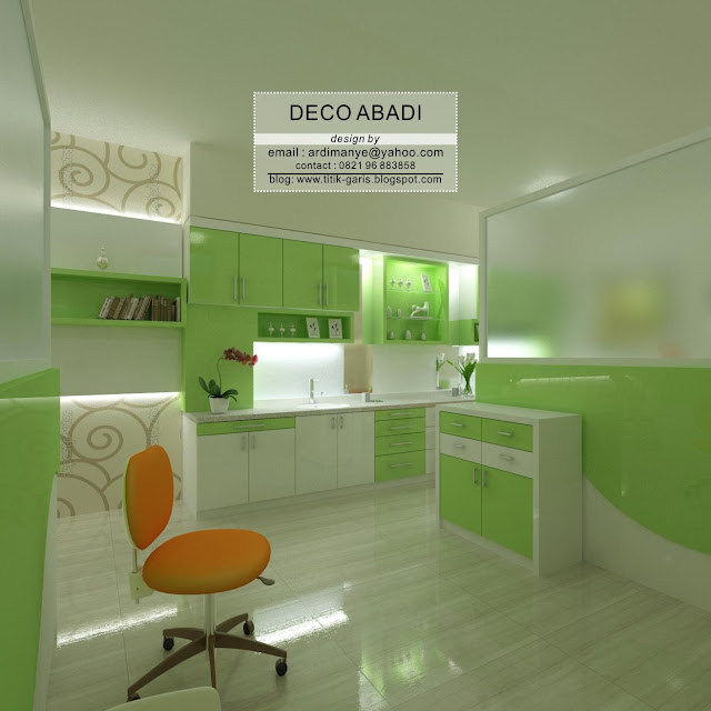interior dental care indonesia
