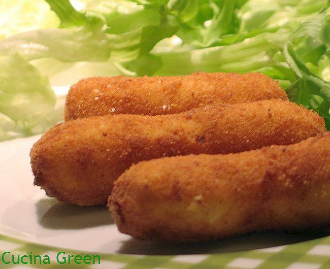 crocchette riso patate ricetta