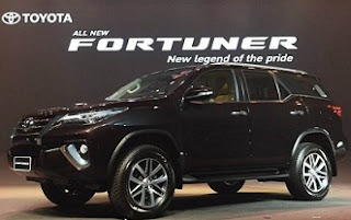 Keunggulan All-New Fortuner