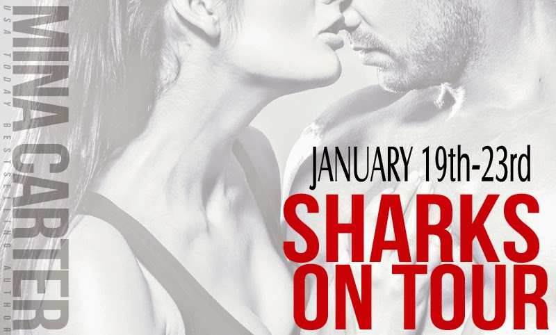 Celebrate New Covers for the Strathstow Sharks series by @MinaCarter