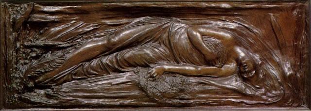Auguste Preault Ofelia
