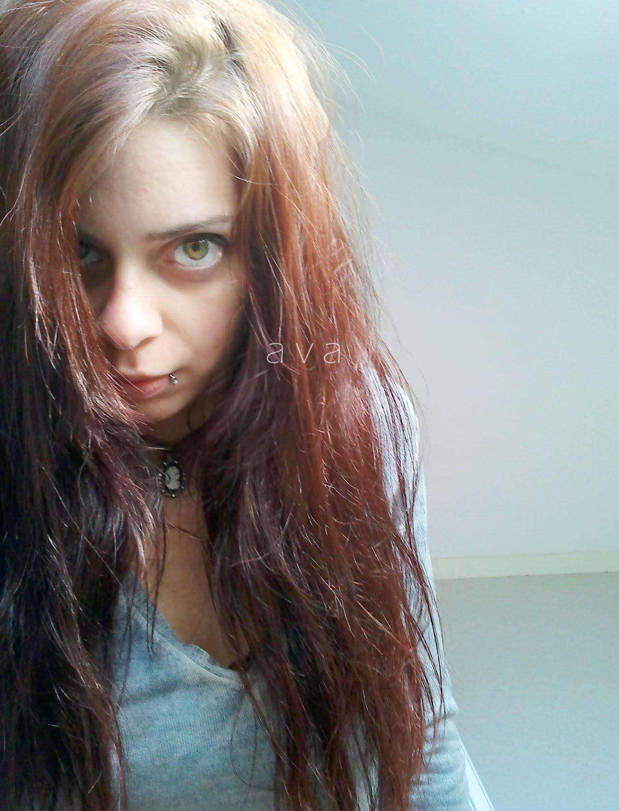 Avoir cheveux long