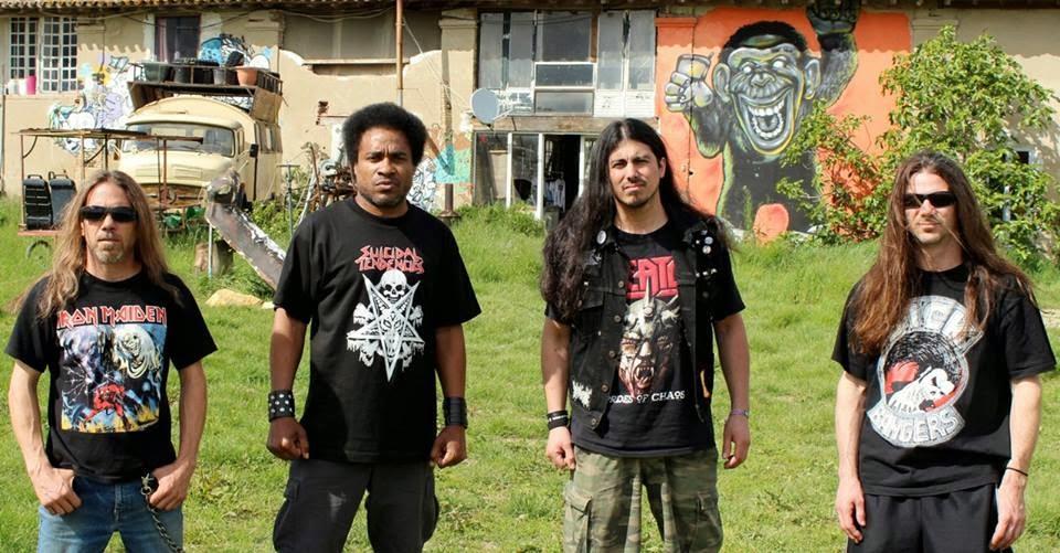 Hirax - band