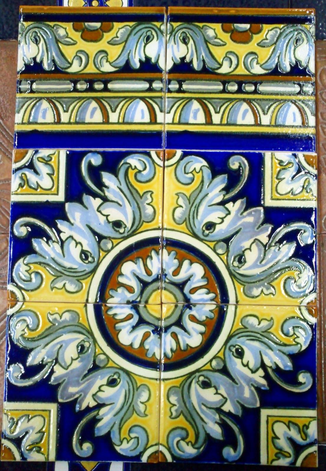 Azulejos antiguos bajo el puente diciembre 2012 - Azulejos clasicos ...