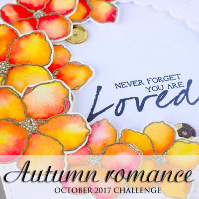 """+++Завдання жовтня """"Осінній роман""""/October challenge """"Autumn romance"""" до 31/10"""