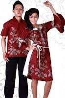 motif batik buketan