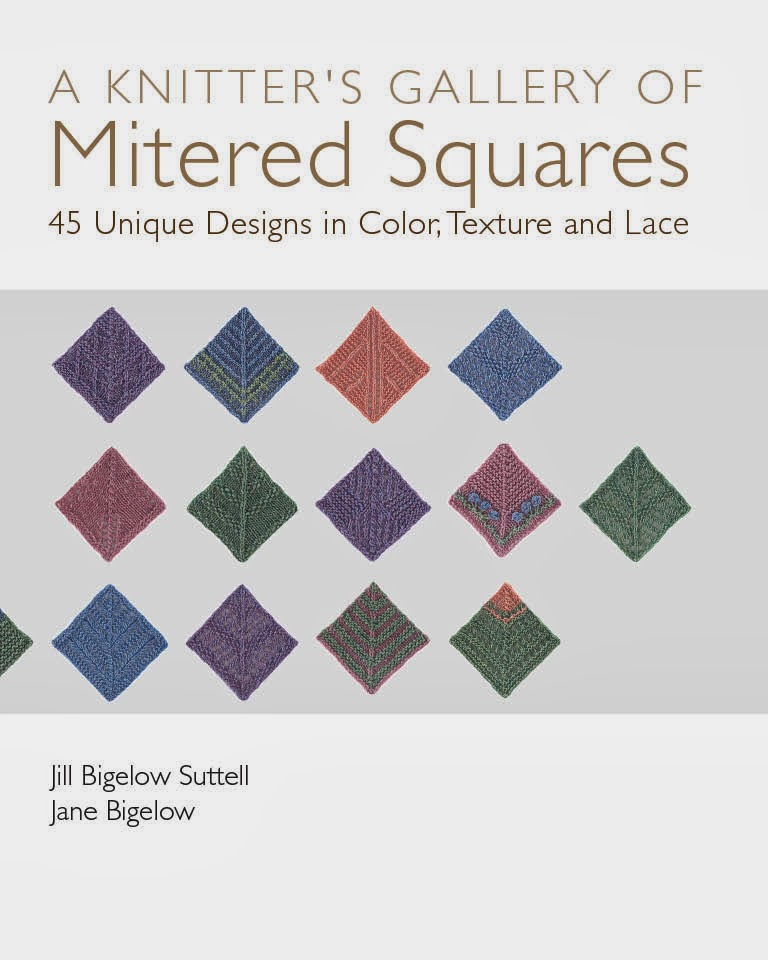 A Knitter's Gallery of Mitered Squares