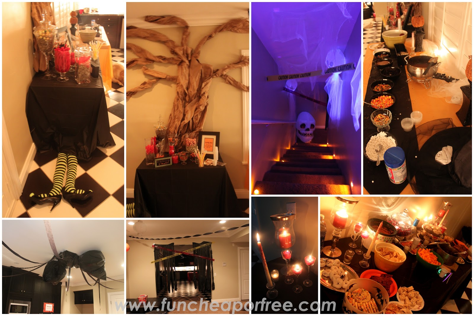 halloween party ideas fun cheap or free style fun