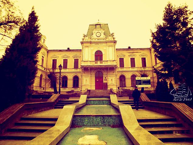 muzeul judetean olt slatina