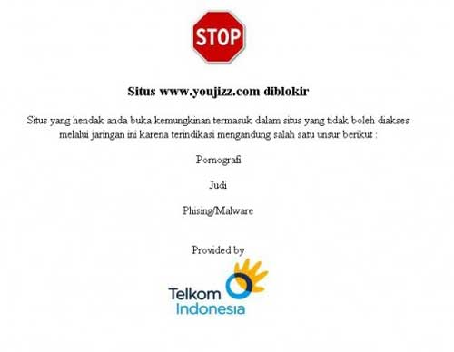 Cara membuka situs yang diblokir telkom