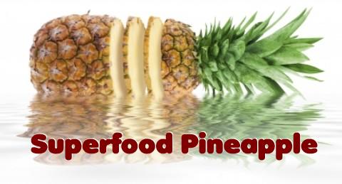 Superfood Pineapple