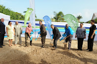 Water Park at Jewel Runaway Bay breaks ground