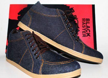 Sepatu Blackmaster Low BM75