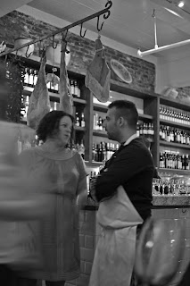 Una Serata a Roma Tablehopper Aperitivo at 54 Mint