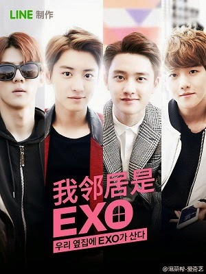 EXO Next Door | Episode 10 Indonesia