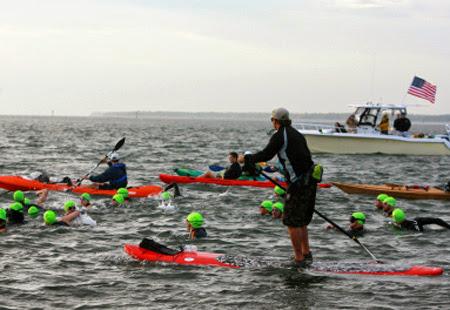 Tampa Bay California For Tampa Bay Frogman Swim