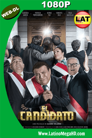 El Candidato (2016) Latino HD WEB-DL 1080p ()