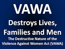 VAWA False Accusations Destroy Families & Society