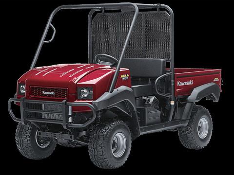 2013 Kawasaki Mule 4010 4x4 ATV pictures. 480x360 pixels