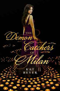 Review of The Demon Catchers of Milan by Kat Beyer published by Egmont