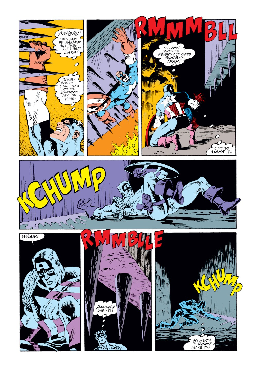 Captain America (1968) Issue #358 #291 - English 5