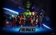 Avengers 2012. AvengersThe AvengerMarvelWalpaper