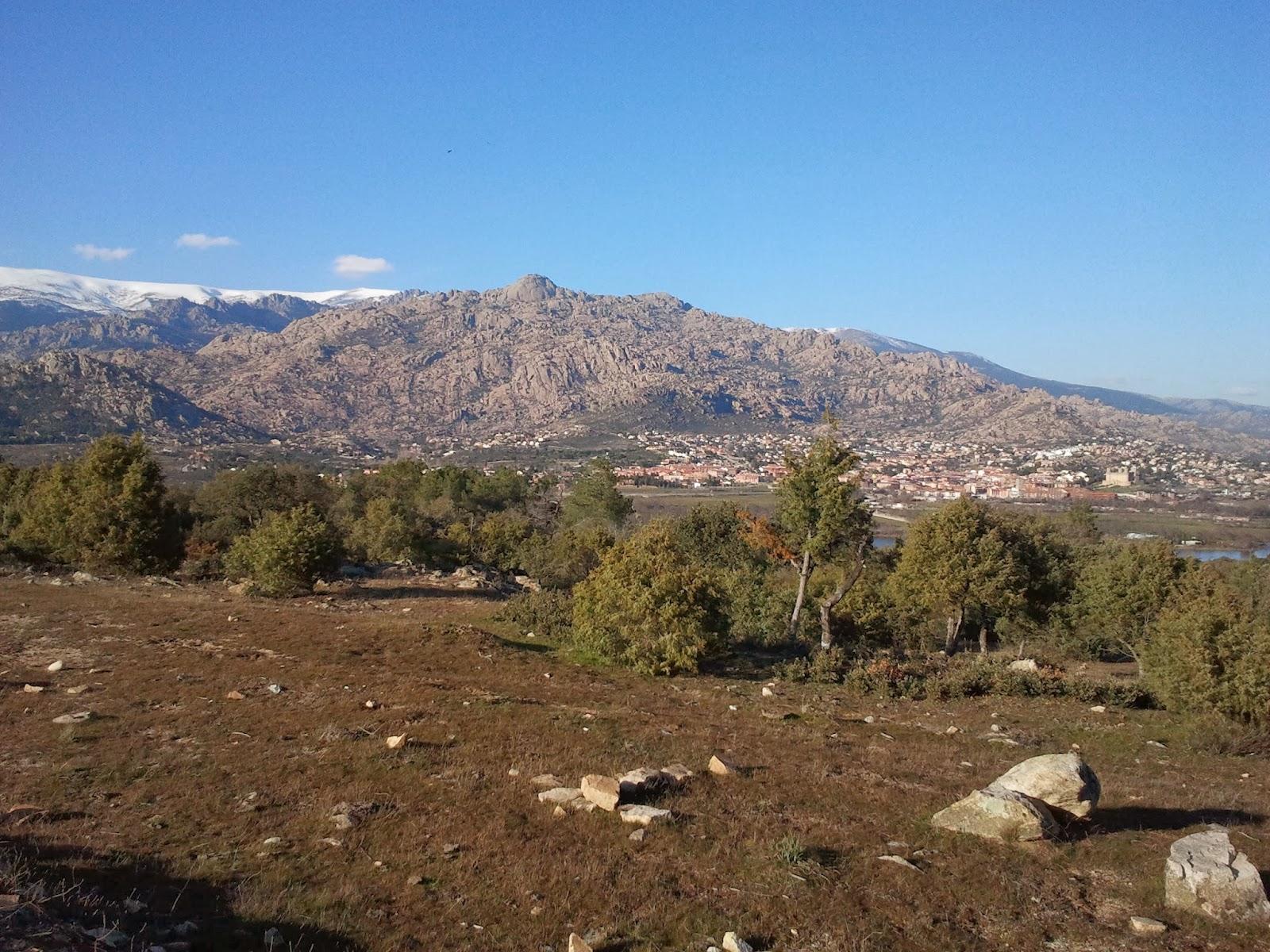 excursiones, sierra guadarrama, las pedrizas