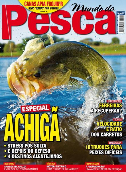 Mundo Da Pesca – Nº 172 Junho (2015)