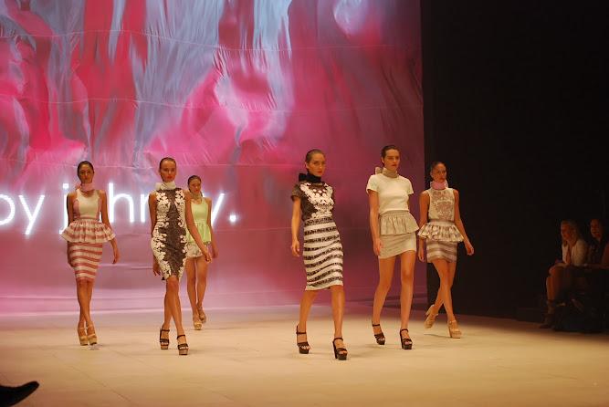 By Johnny MBFF Sydney Mercedes Fashion Festival 2012 Runway