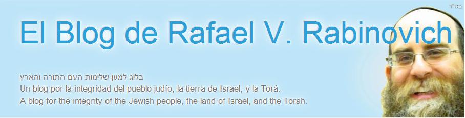 El Blog de Rafael V. Rabinovich