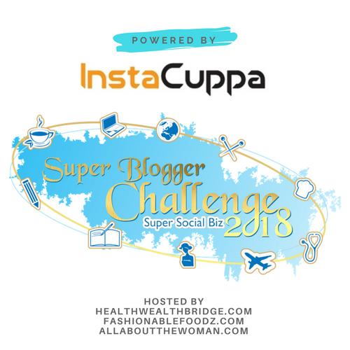 SuperBloggerChallenge2018