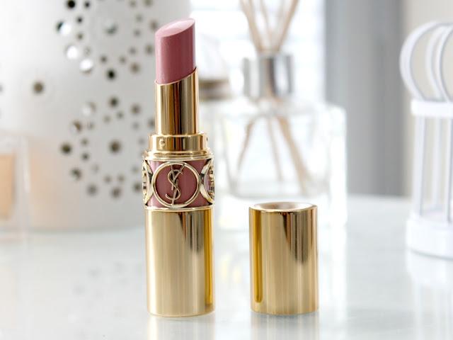 YSL Rouge Volupte Beige Charnel Lipstick Review, YSL Lipstick, YSL Lipstick Review,