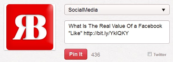 include site links on pinterest pins