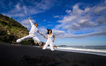 Pantai Tempat Indah Untuk Foto Pre wedding