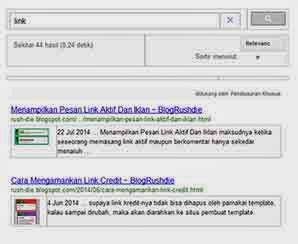Cara Membuat Google Costum Search