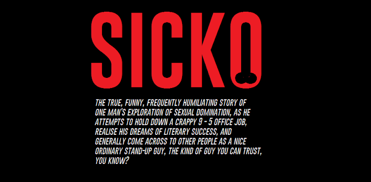 Sicko - BDSM, libido issues, working the 9-5