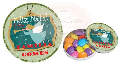 papelaria personalizada, rótulos personalizados, tag, decoração para natal, kit digital para imprimir