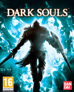 Dark Souls Cover box art