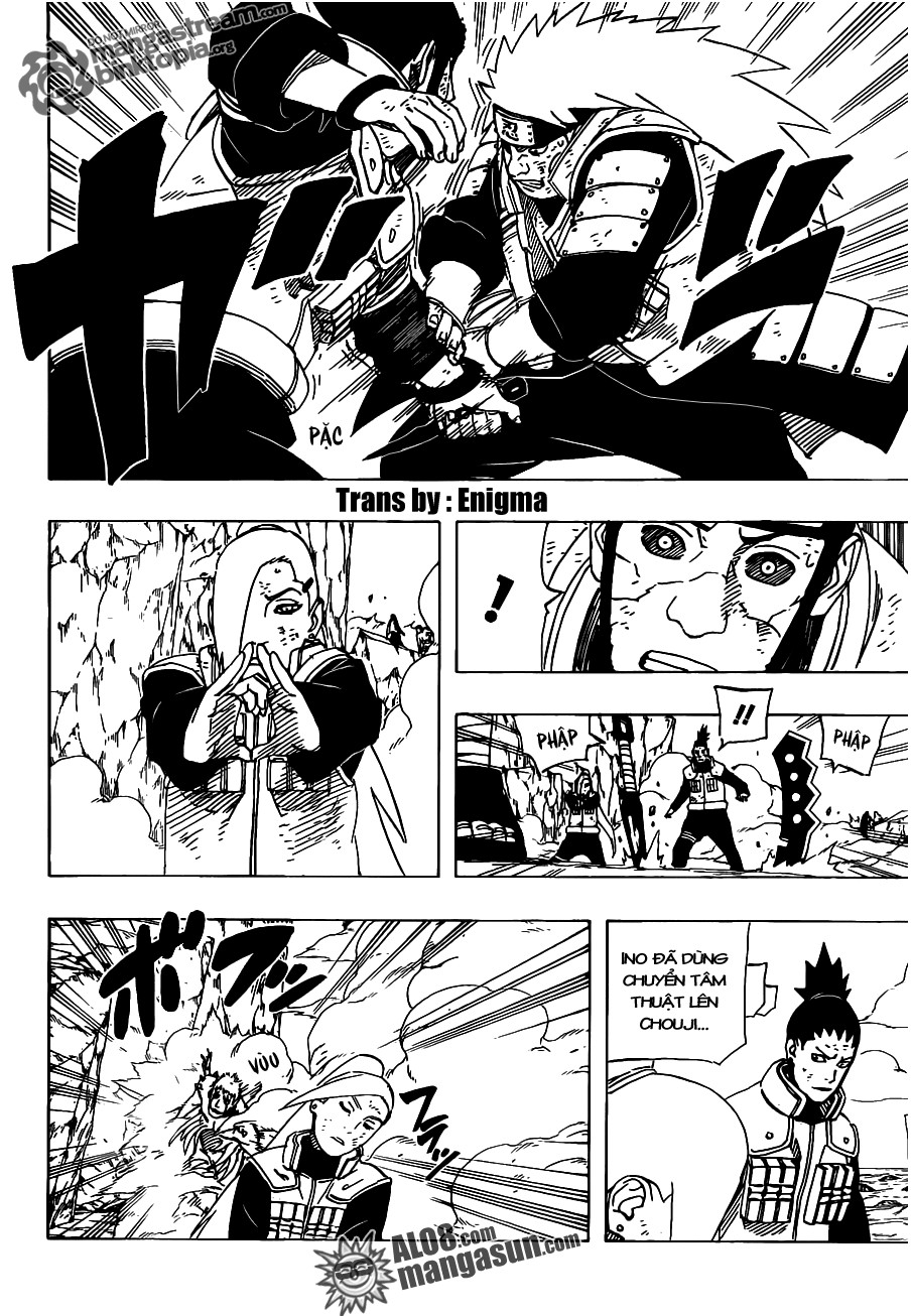 Naruto chap 533 Trang 6 - Mangak.info