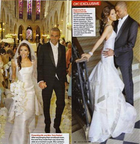 Wedding Dresses Online on Eva Longoria Wedding Dress