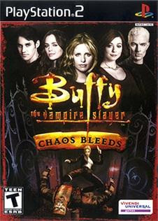 Super Compactado Buffy the Vampire Slayer Chaos Bleeds PS2
