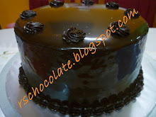 Kek Coklat Indulgence (8 inci) - RM 55.00